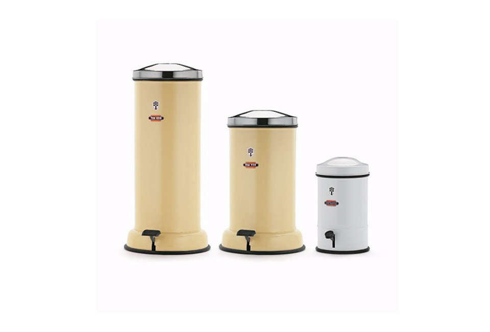 Perfect Precision Trash Bins from Germany - Remodelista KW12