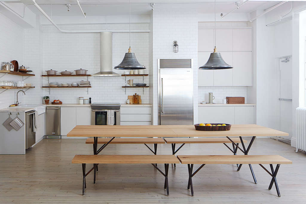 Steal This Look The Ultimate Staff Kitchen In New York