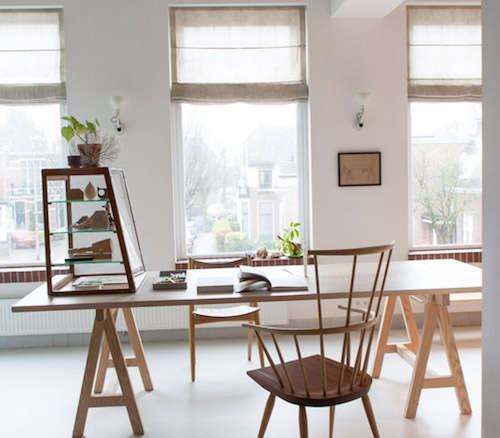 Kitchen Of The Week The Curtained Kitchen Dutch Modern