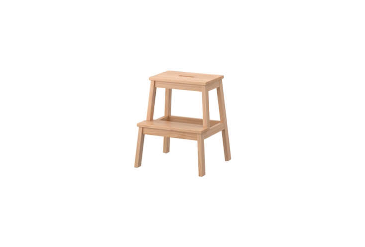 Miraculous 10 Easy Pieces Low Step Stools Remodelista Cjindustries Chair Design For Home Cjindustriesco