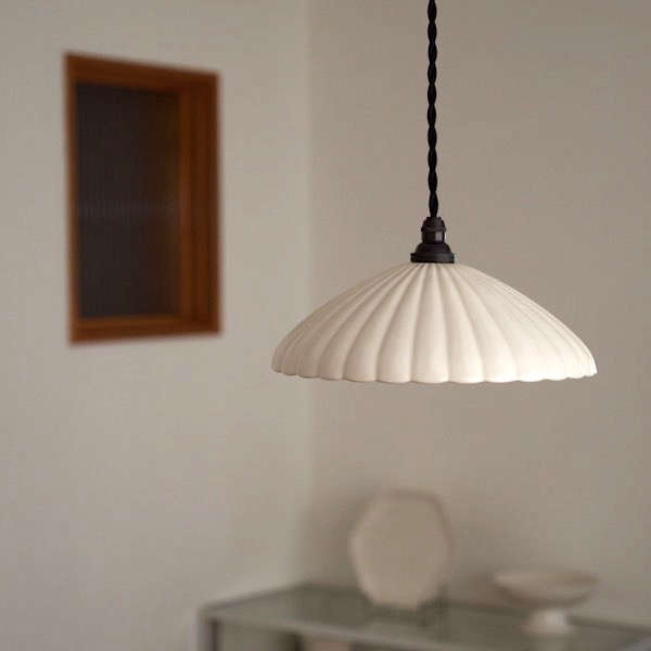Trend alert 6 fanciful porcelain pendant lights remodelista olympus digital camera mozeypictures Choice Image