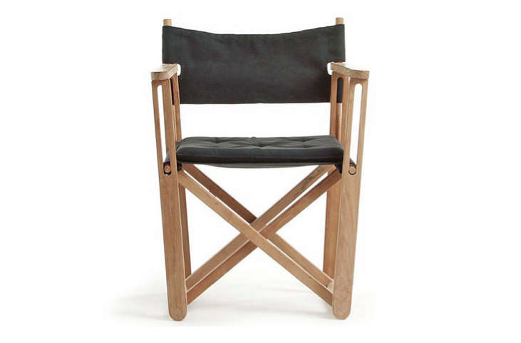 kryss-folding-chair-remodelista  sc 1 st  Remodelista & 5 Favorites: The New Canvas and Wood Folding Chair High to Low ...
