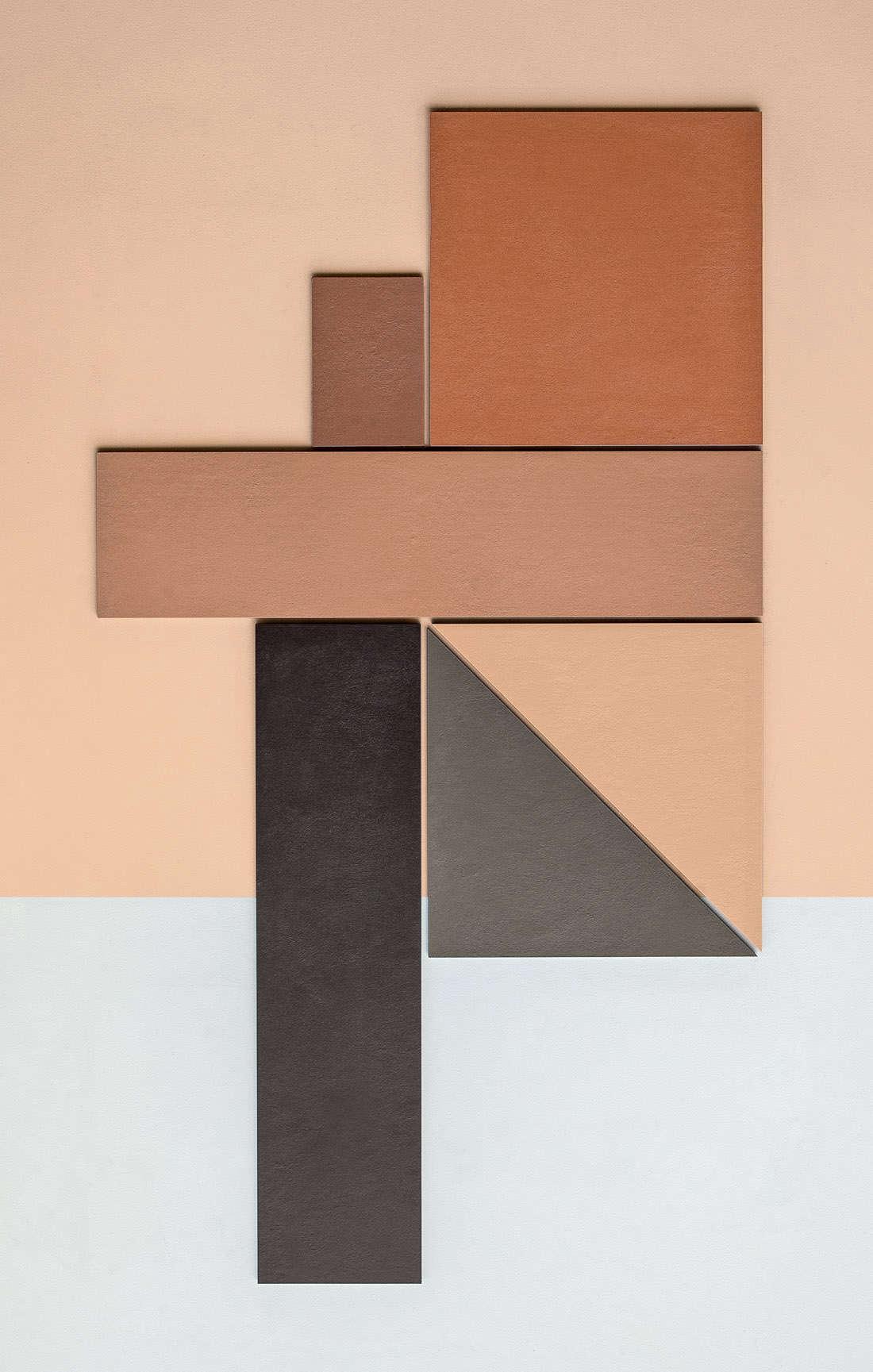 Tierra Tiles by Patricia Urquiola for Mutina