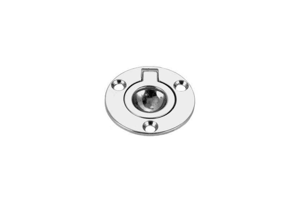 Round Flush Ring Pull