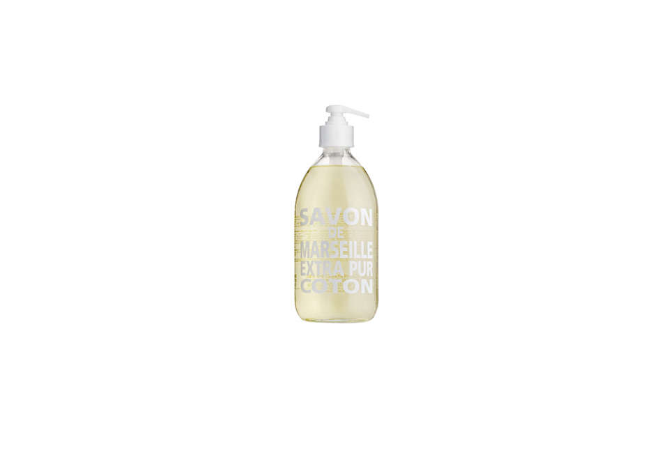 Savon de Marseille Extra Pur Cotton Hand Soap