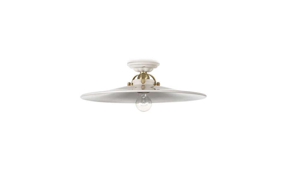 Thomas Hoof Porcelain Ceiling Light