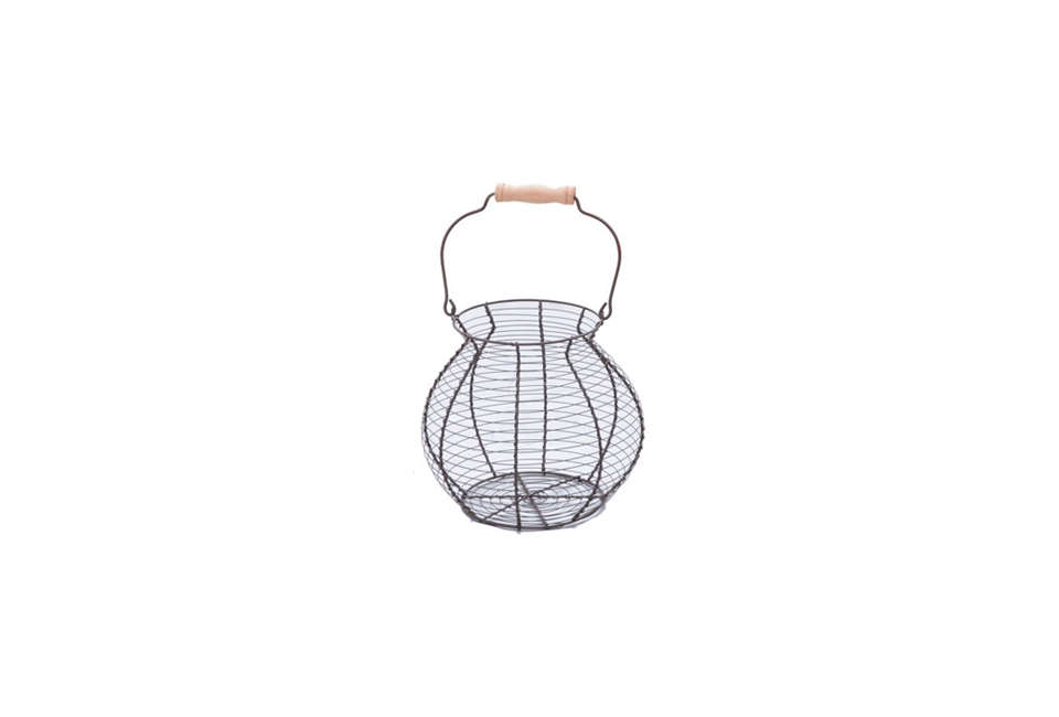 Trademark Innovations Wire Egg Basket