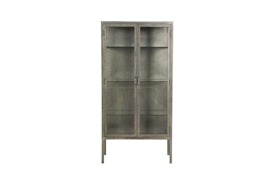 Vanguard Furniture Smith Metal Apothecary Cabinet