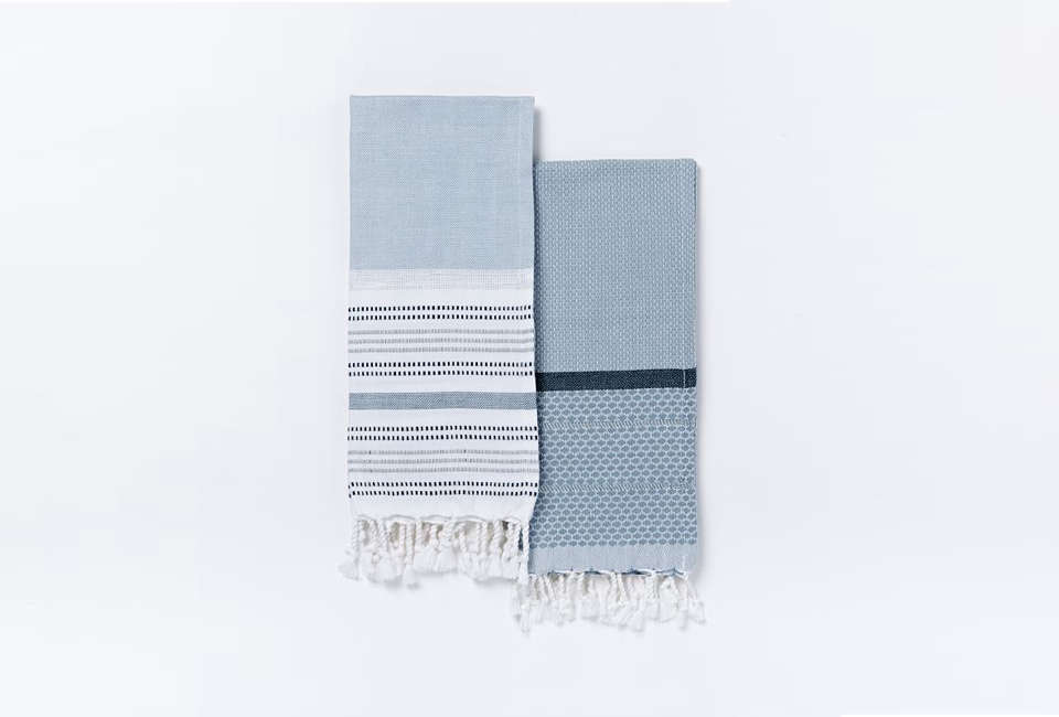 West Elm Hammam Hand Towel