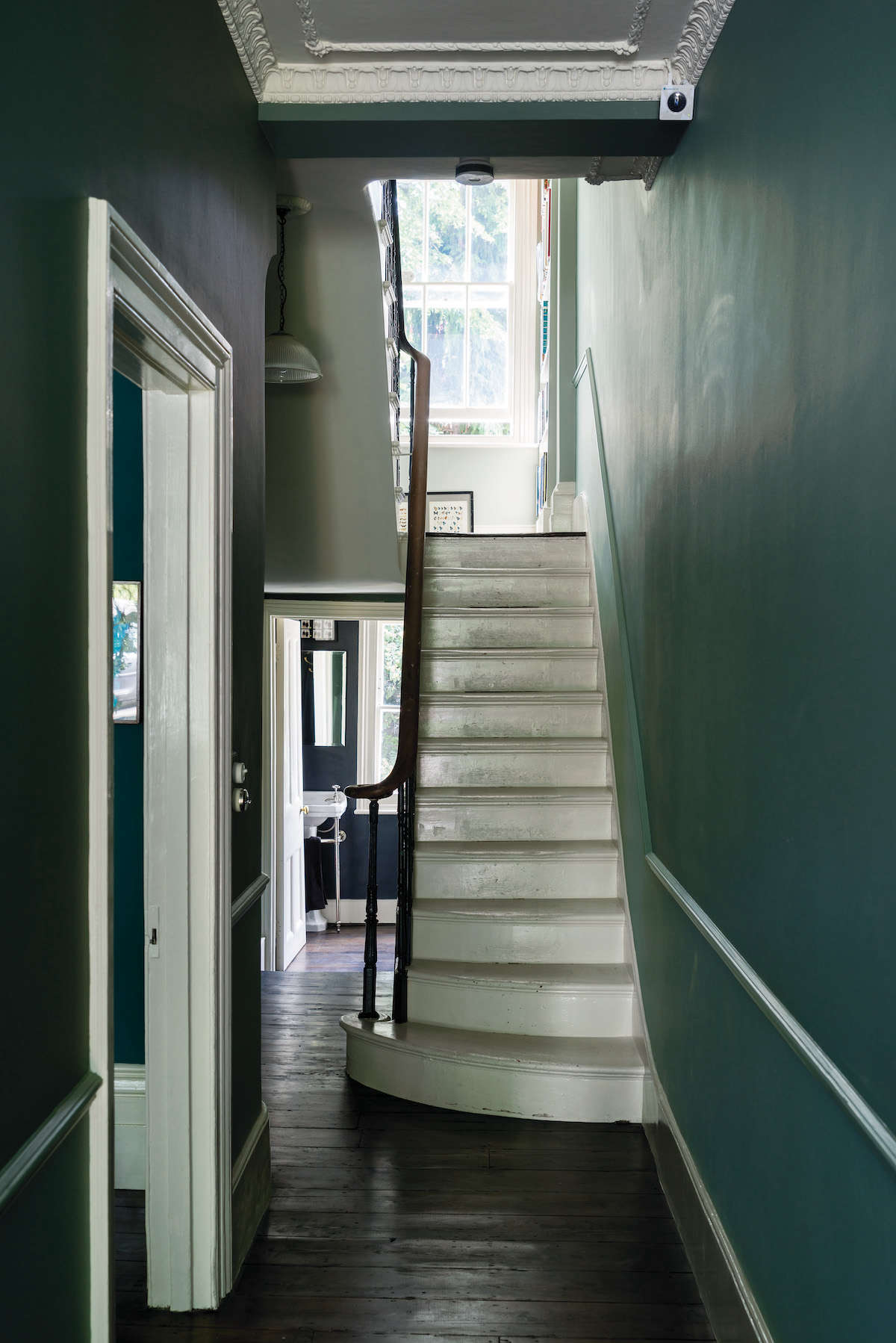 Farrow And Ball Railings Paint a new book from farrow & ball: how to decorate - remodelista