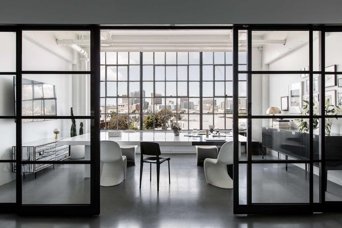 Loft Like Office In San Francisco Industrial