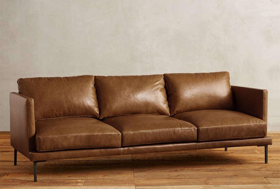 10 Easy Pieces The California Dude Sofa Remodelista