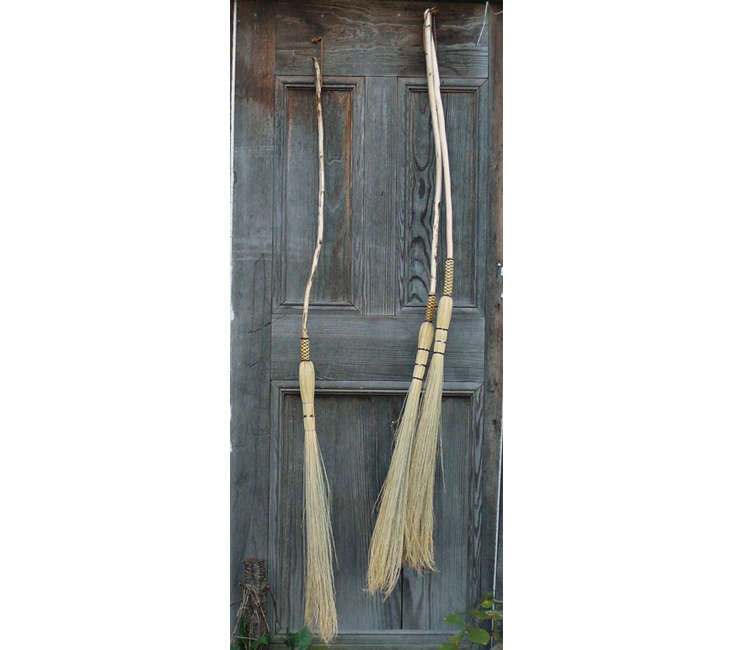 Object Lessons: The Autumnal Broom - Remodelista