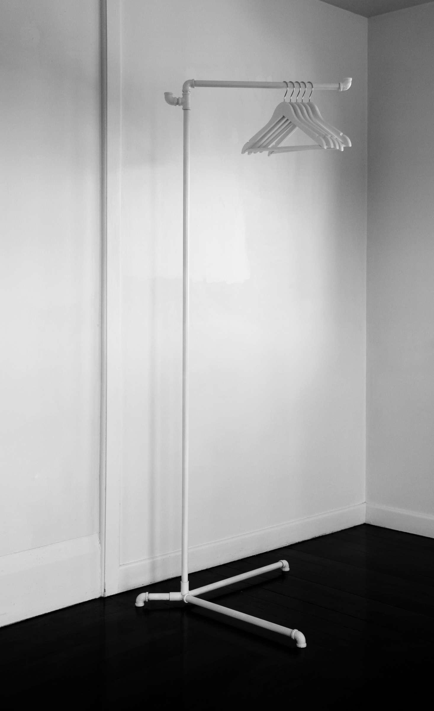 Hang It Anywhere: Bespoke Clothing Racks from New Zealand