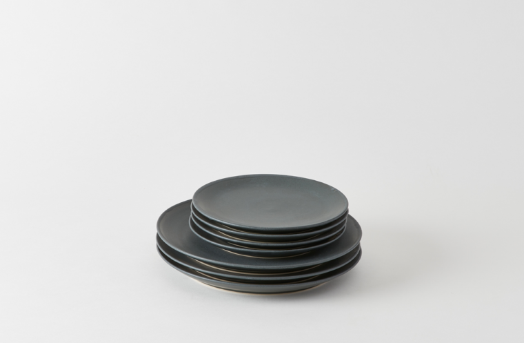 Christian Perrochon Slate Grey Plates from March