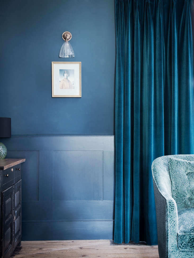 Taormina Collection Velvet Curtains