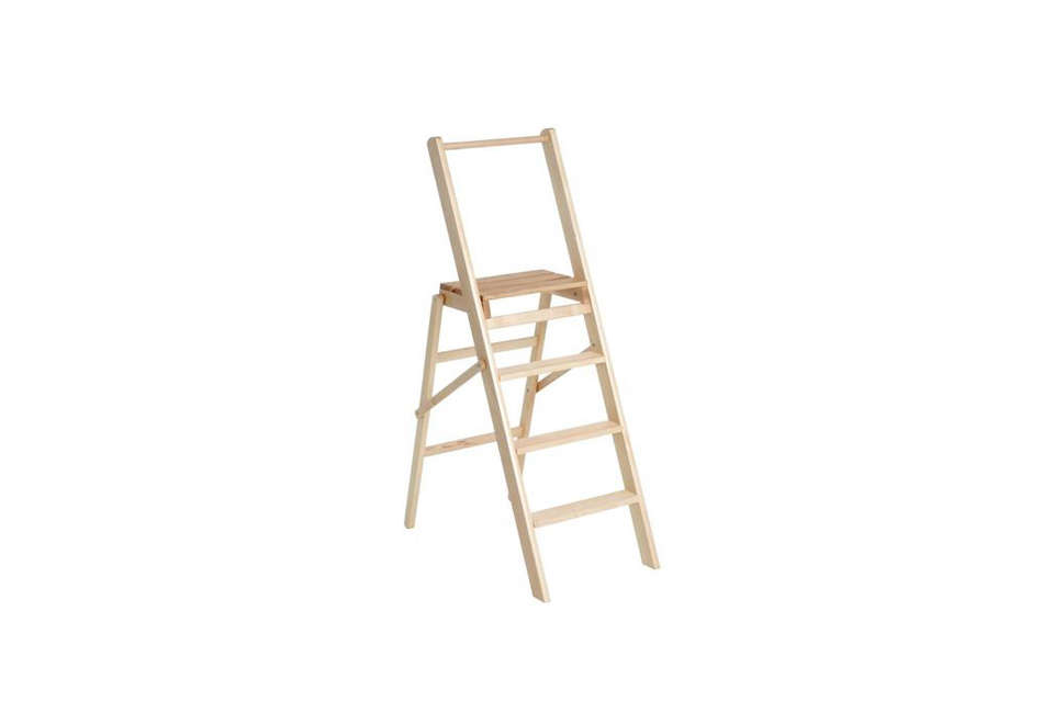 Amazing 10 Easy Pieces Slim Step Ladders For Small Spaces Remodelista Beatyapartments Chair Design Images Beatyapartmentscom