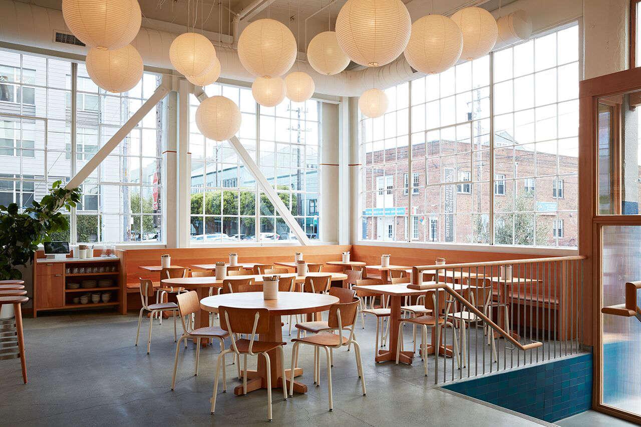 office building design ideas amazing manufactory. 2. Noguchi Lanterns In Multiples Office Building Design Ideas Amazing Manufactory S