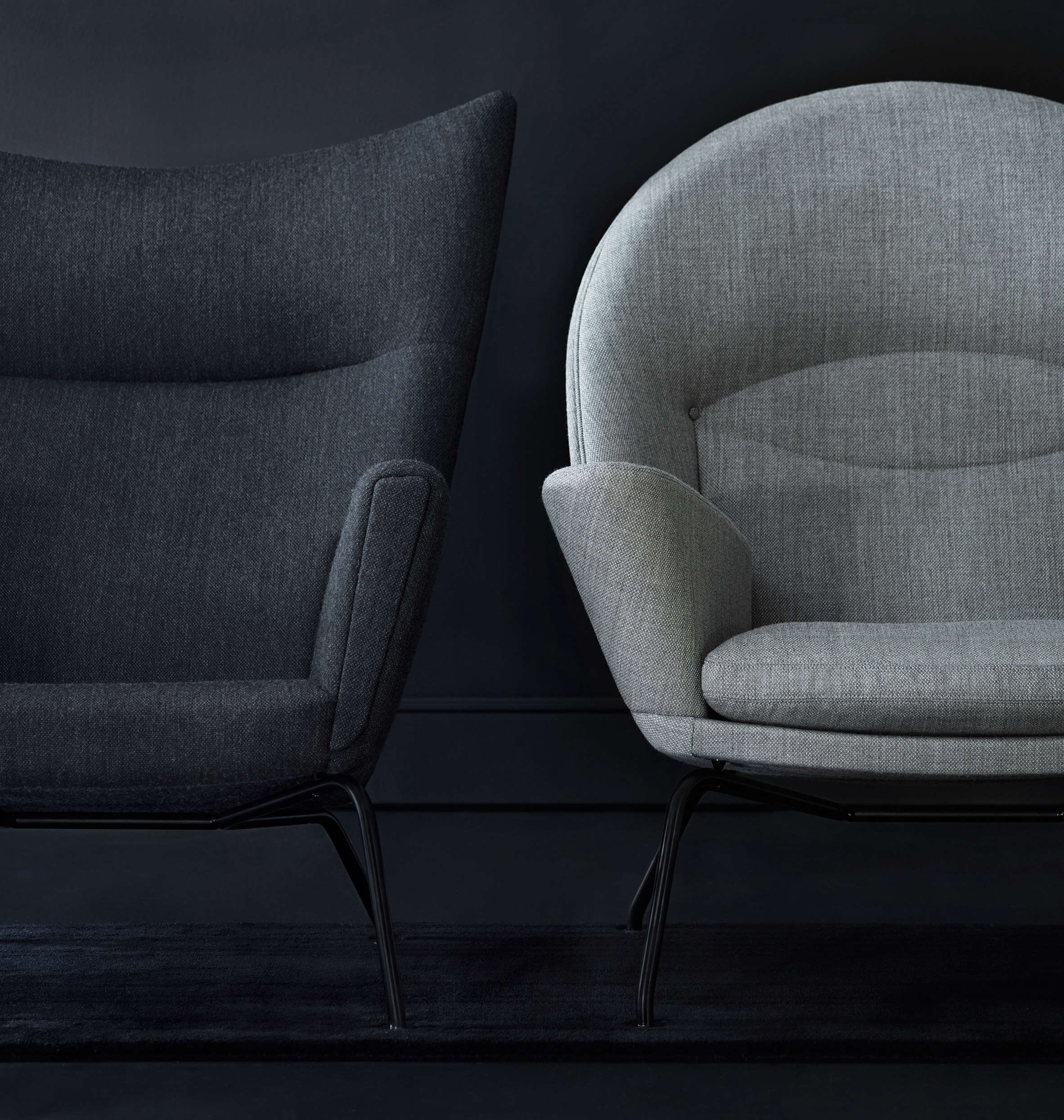 Dark Shadows: The Limited Edition Black Collection From Carl Hansen