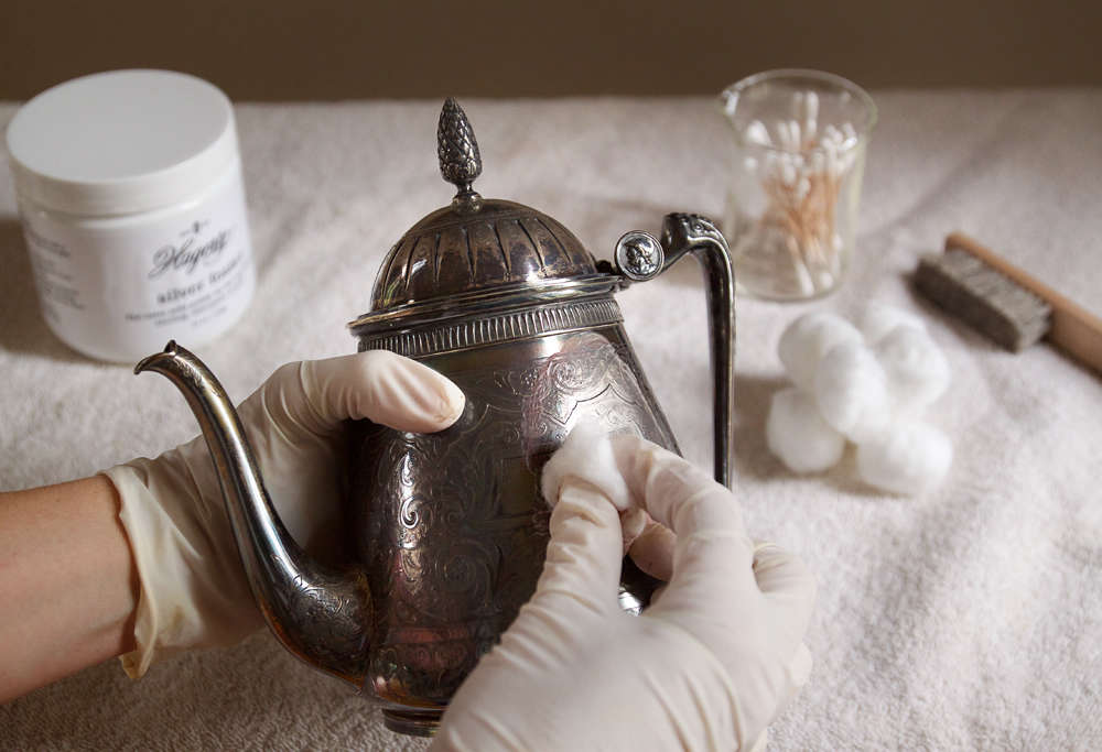 Domestic Science: How to Polish and Clean Silver