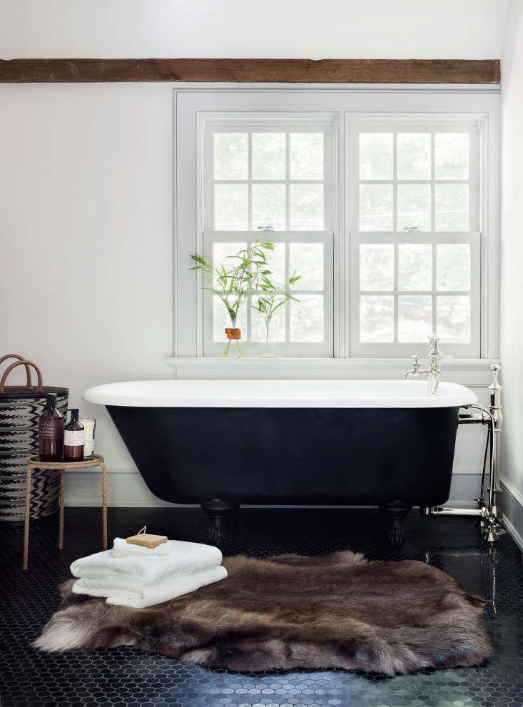 CLAW FOOT Black Set of 4 Cast Iron Antique Style Bath Tub Feet