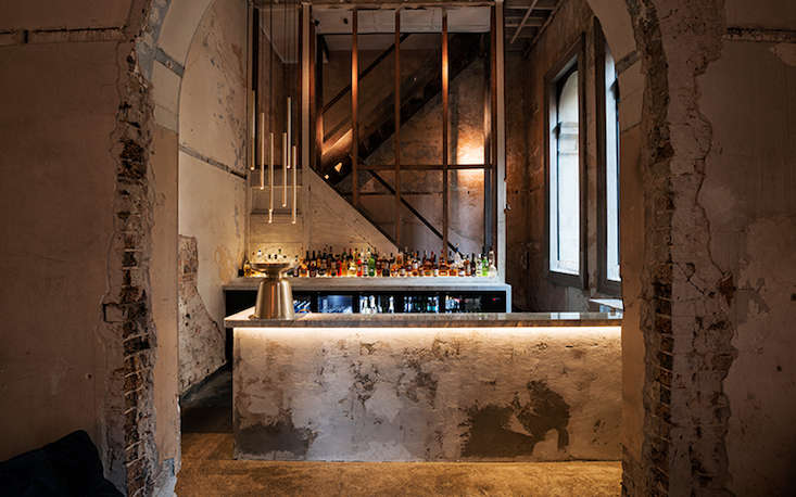 Current Obsessions: Concrete, Copper, and Industrial Spaces