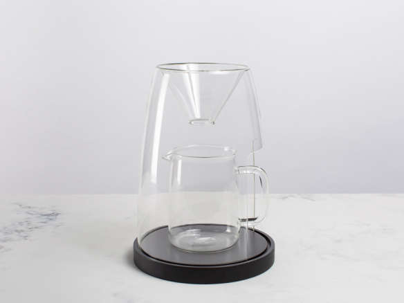 MCM Single-Cup Manual Coffee Maker