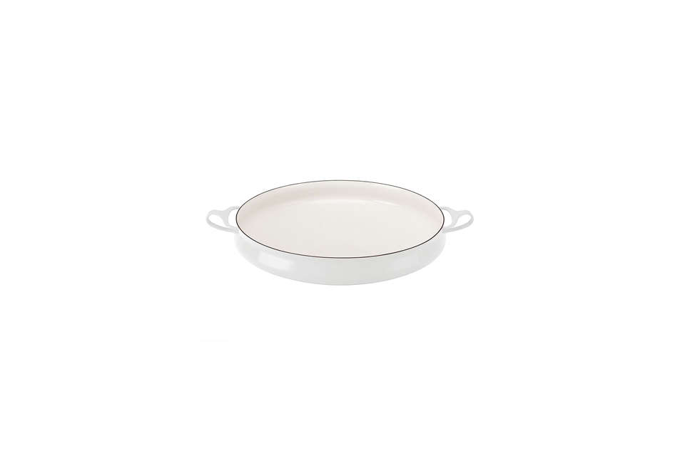 Dansk Kobenstyle Large Buffet Pan in White