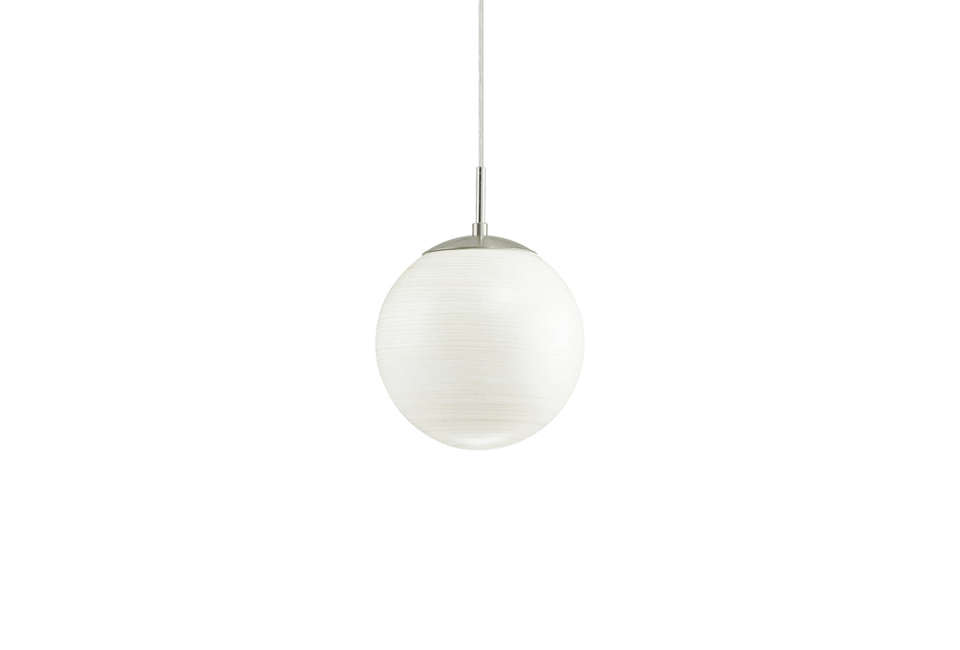 10 Easy Pieces White Globe Pendant Lights Remodelista