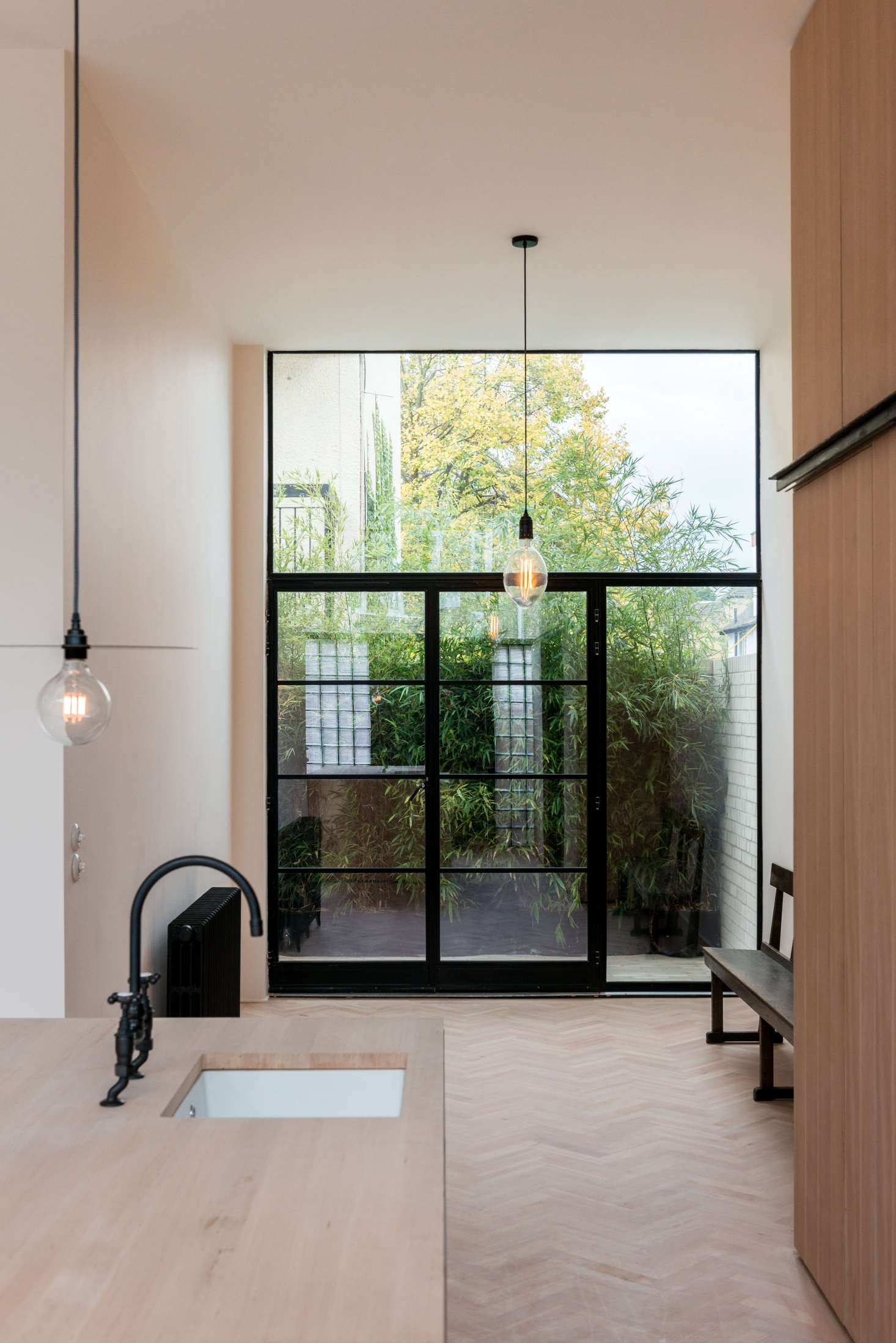 On the Market: A London New-Build Inspired by the Iconic Maison de Verre