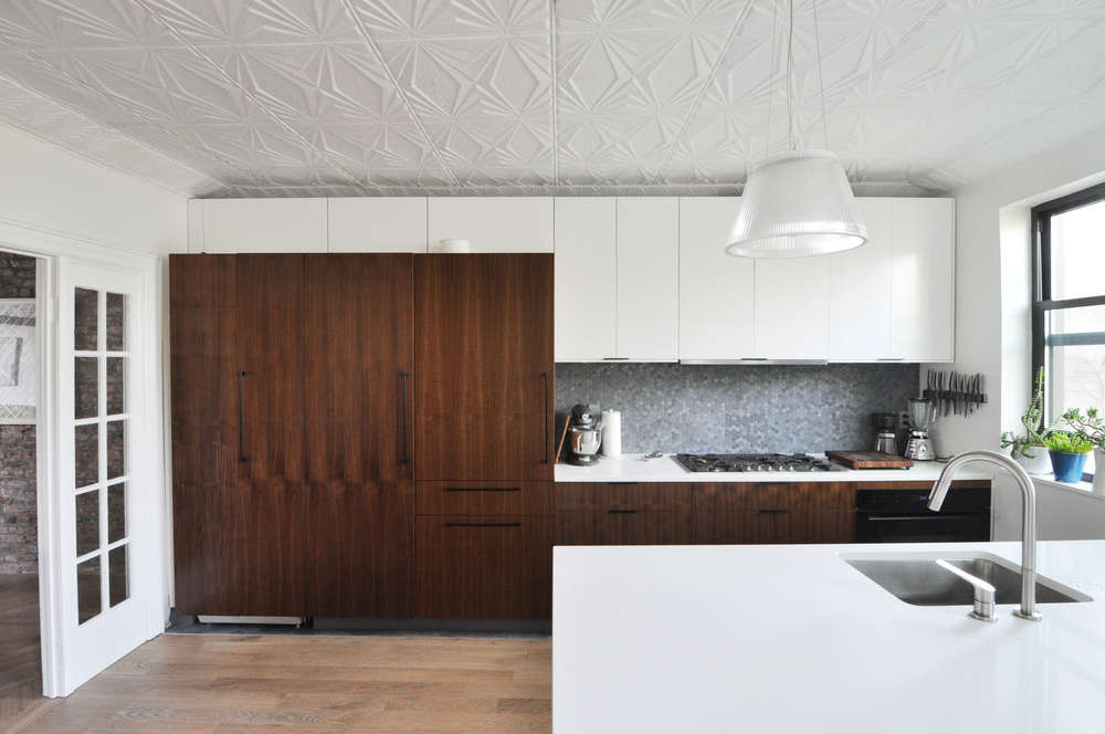 Kokeena a company founded in Portland Oregon designs ready-made doors for & Ikea Kitchen Upgrade: 9 Custom Cabinet Companies for the Ultimate ...