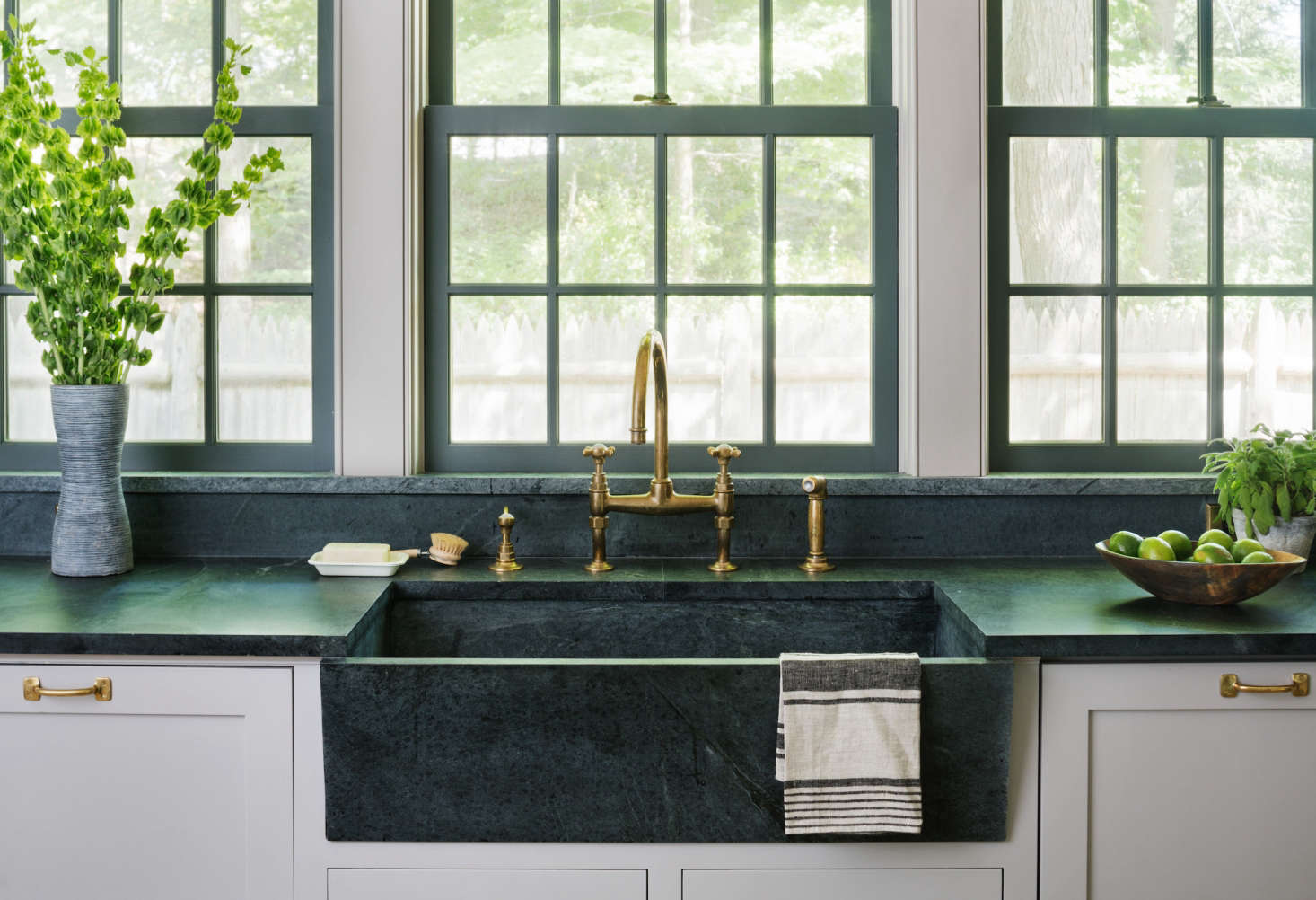 Everything You Need To Know About Soapstone Sinks In The