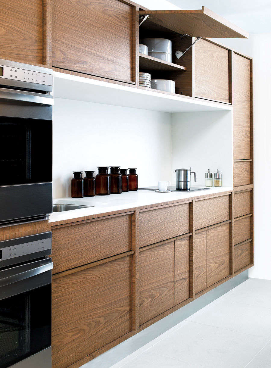 Storage Ideas To Steal From HighEnd Kitchen Systems Remodelista - Kitchen cabinets high end