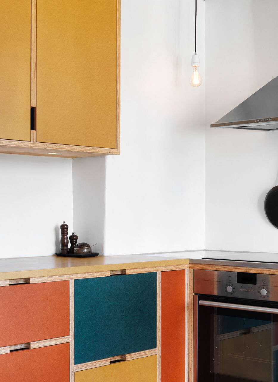 Kitchen Of The Week A Modular Kitchen In Stockholm With A Seasonal And Swappable Palette
