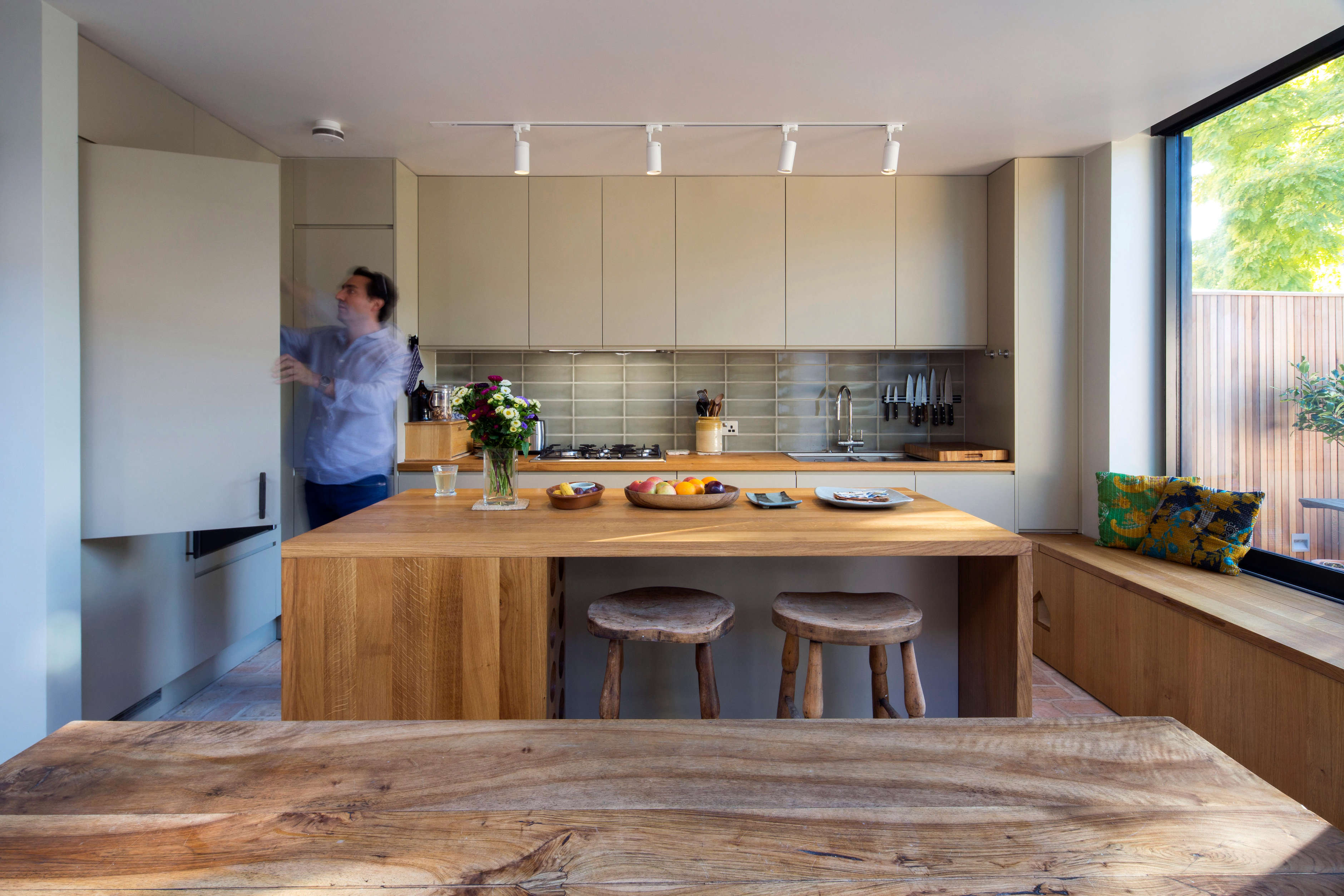 Kitchen of the Week: An Architect\'s Labor-of-Love Kitchen ...