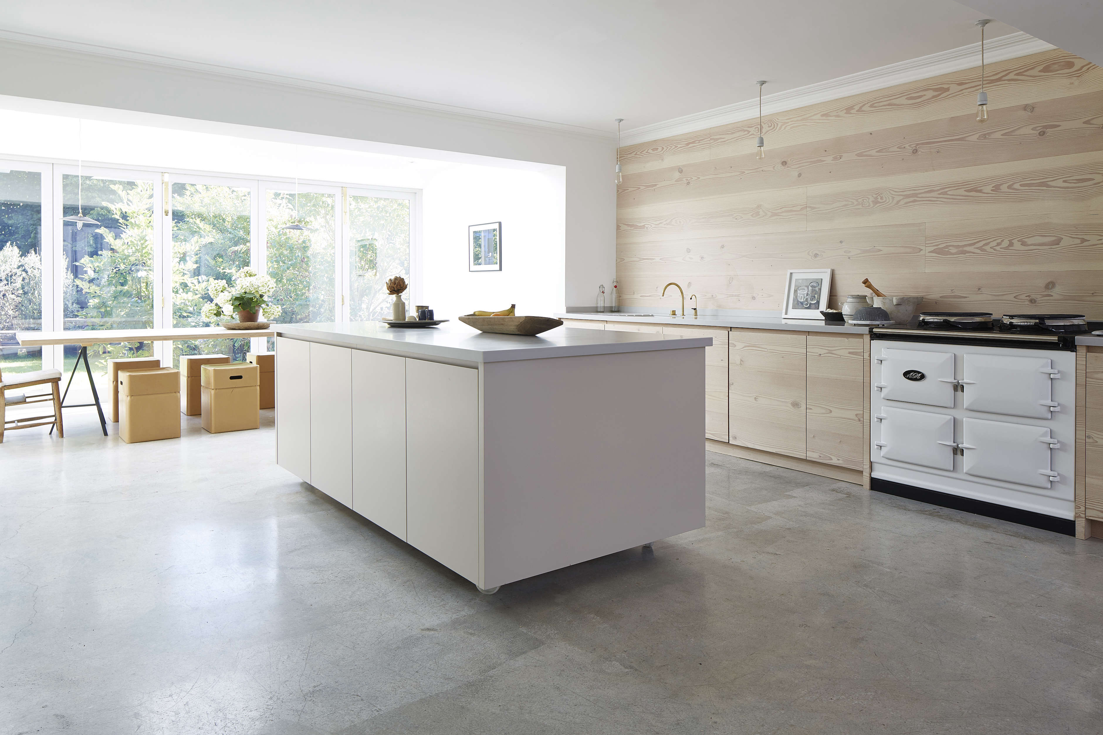 kitchen of the week scandi serenity in a london remodel remodelista