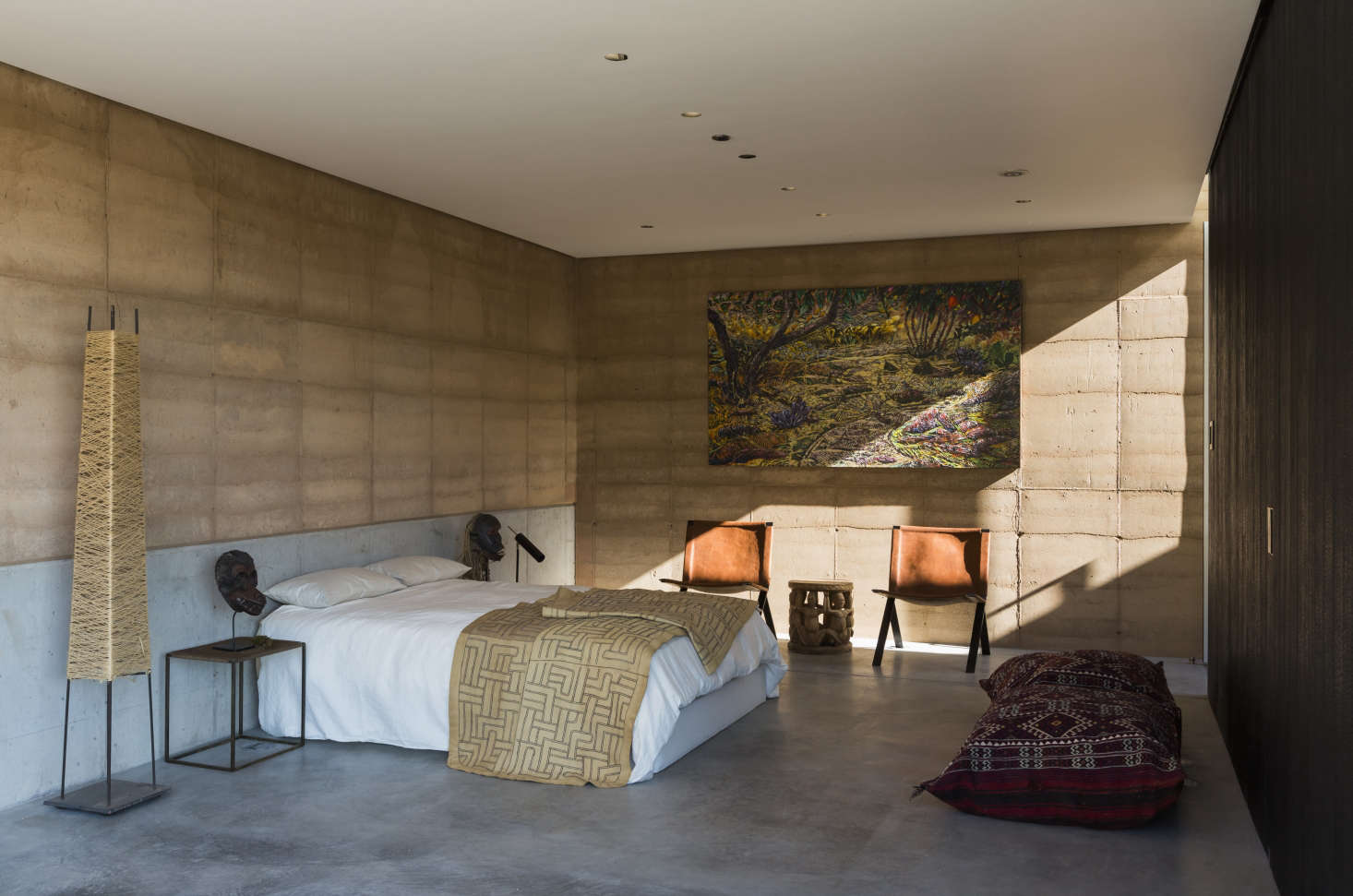 Steal This Look: Sonoran-Style Bedroom/Living Room in Tucson, Arizona