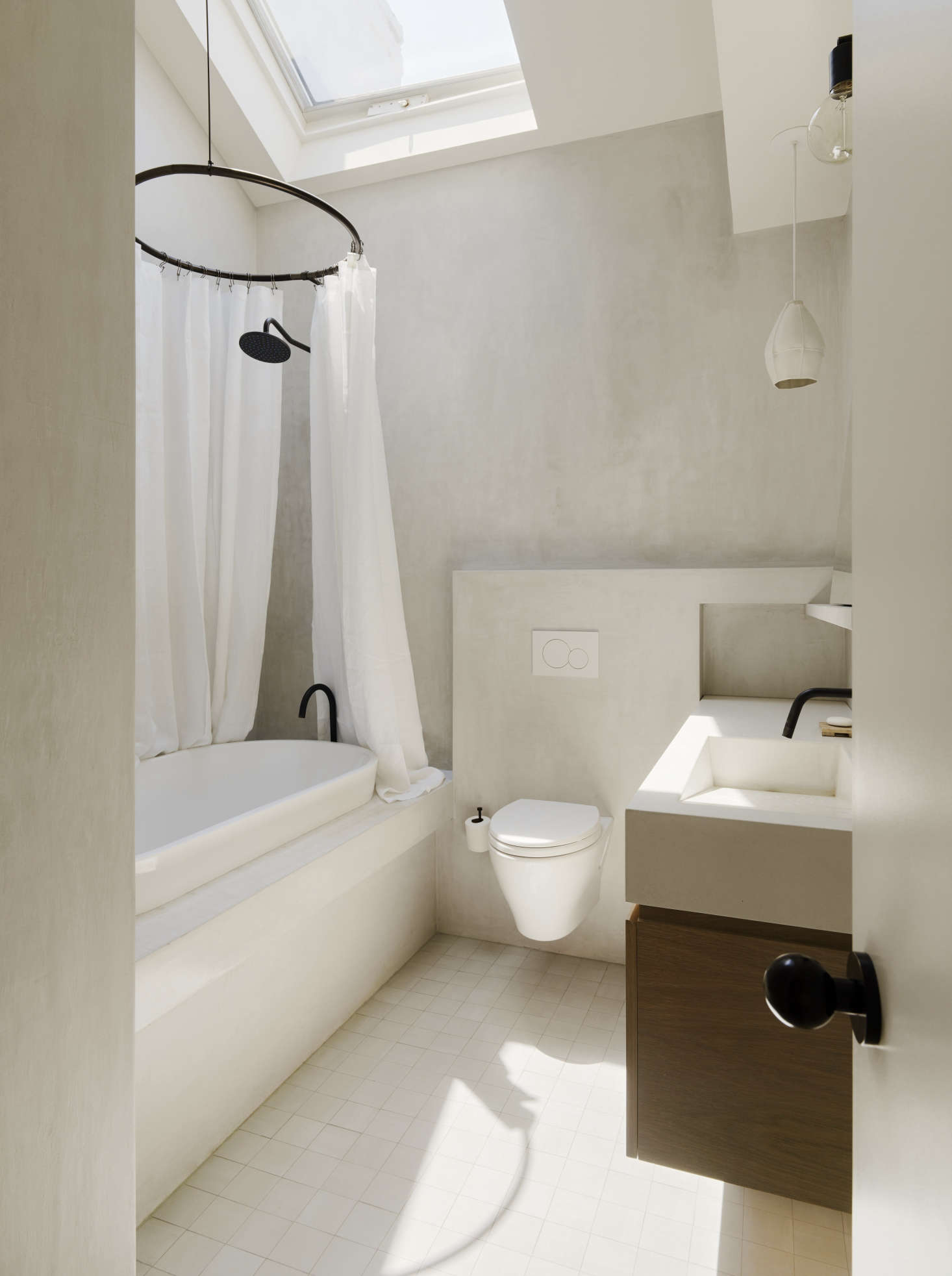 Bathroom Of The Week In Brooklyn Heights An Ethereal
