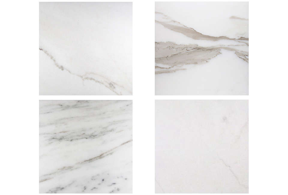 White Marble Varieties From Stone Source Countertop Countertops