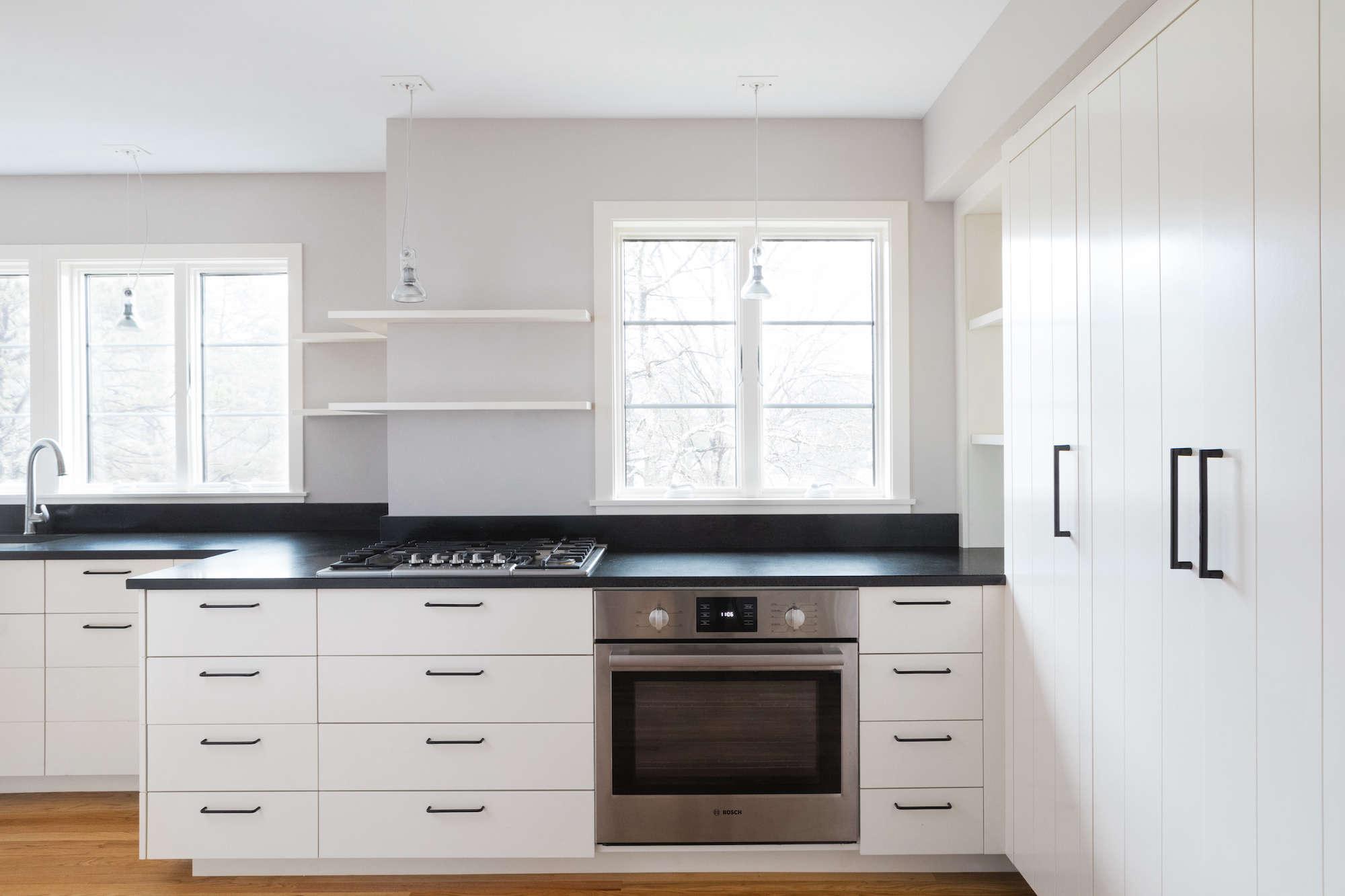 an la-bohemian style kitchen with bosch home appliances - remodelista