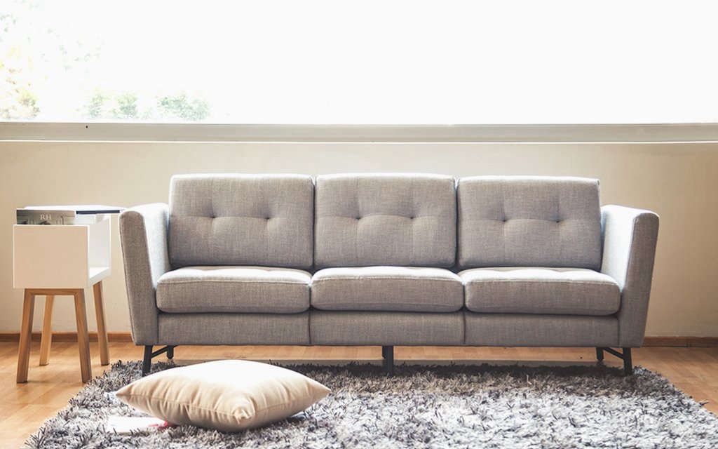 The Burrow Sofa, A Modular Design Sold On Line U2014and Gunning To Be The