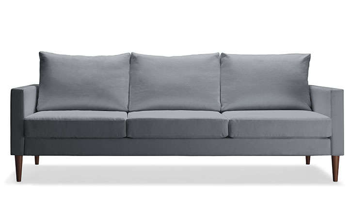 The Flatpack Sofa From Campaign Can Be Disassembled For Easy Storage And  Moving. Its Modular
