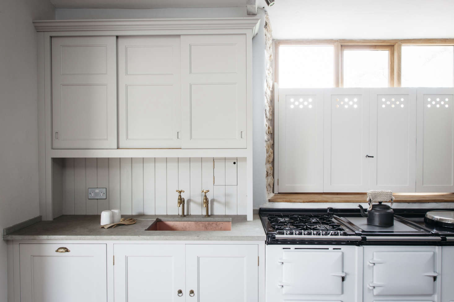 The Cookery 16 Favorite Traditional English Kitchens From