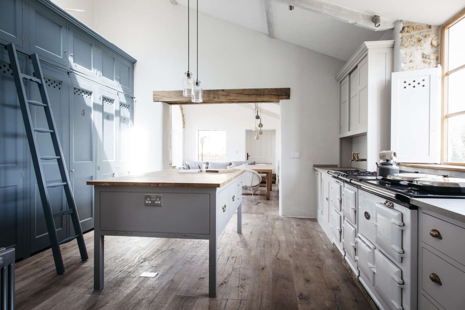 A Dorset Farmhouse Kitchen By Plain English
