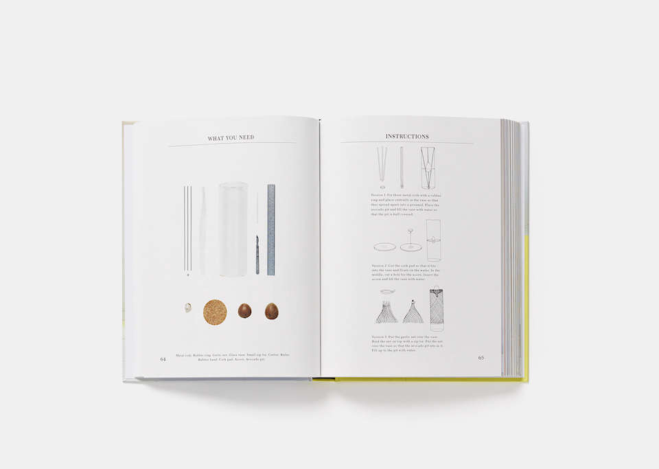 Required reading 50 diy projects from artists and designers floating forest by michael anastassiades phaidon solutioingenieria Choice Image