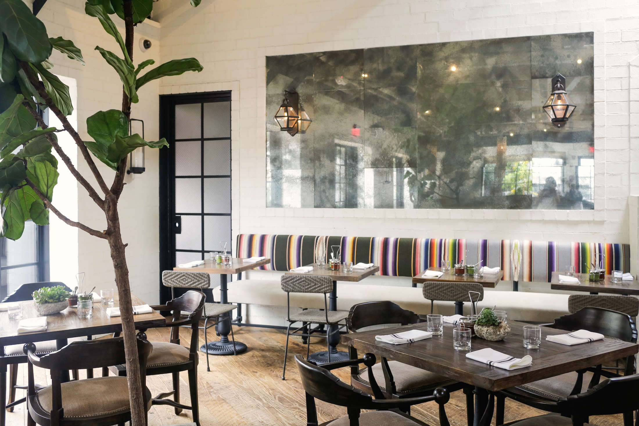 Gracias Madre restaurant visit: gracias madre in west hollywood - remodelista