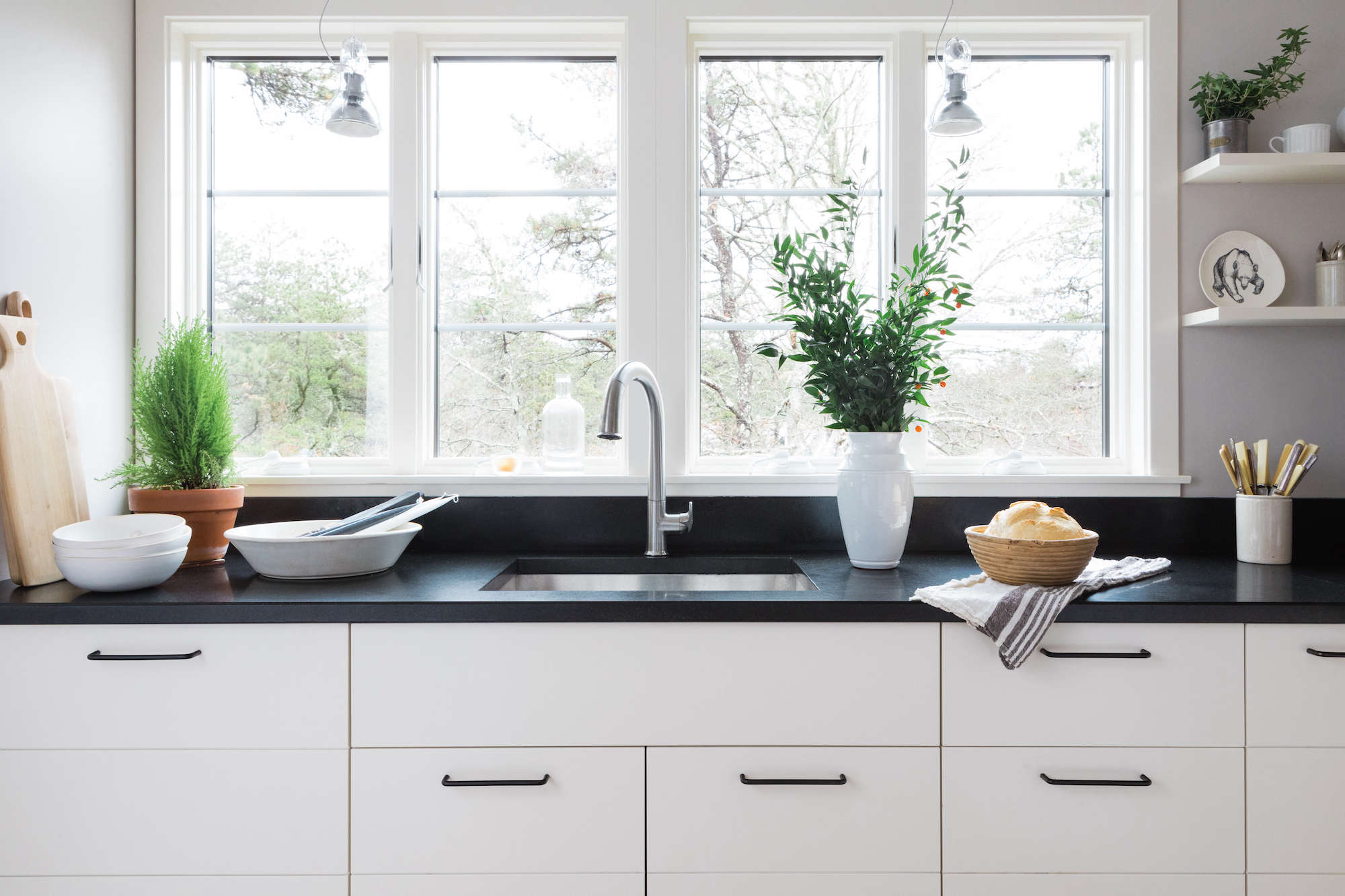 One Kitchen Three Ways A Scandi Kitchen With Bosch Home