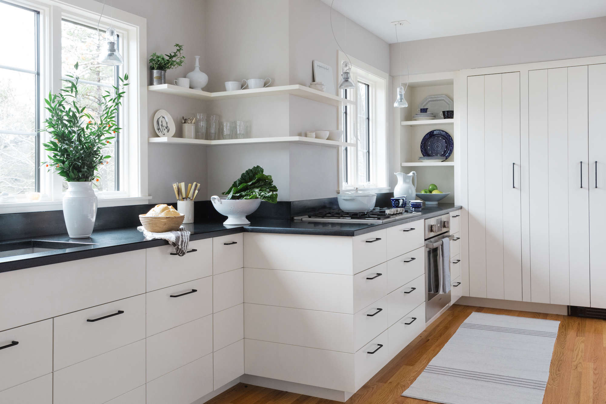 one kitchen, three ways: a scandi kitchen with bosch home