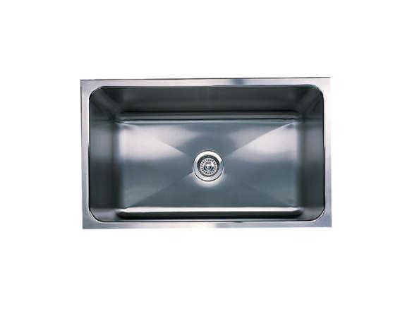 Blanco 440300 Magnum Single Bowl Undermount Kitchen Sink