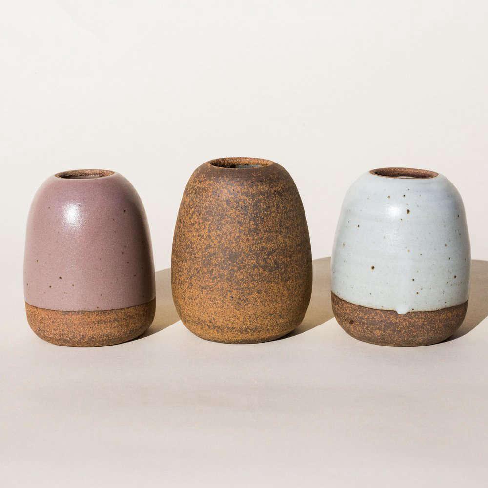East Fork Pottery Bud Vase